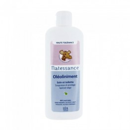 NATESSANCE BEBE OLEOLINIMENT SOIN DE TOILETTE 500 ML