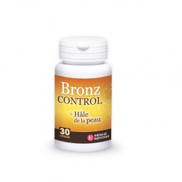 NATURAL NUTRITION BRONZ CONTROL 30 CAPSULES