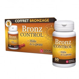 NATURAL NUTRITION BRONZ CONTROL 3X 30 CAPSULES