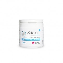 NATURAL NUTRITION SILICIUM GEL CORPOREL 150ML