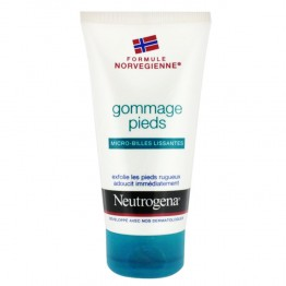NEUTROGENA GOMMAGE PIEDS MICRO-BILLES LISSANTES 75ML