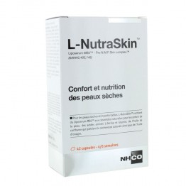 NHCO L-NUTRASKIN PEAUX SECHES 42 CAPSULES