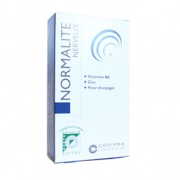 NORMALITE NERVEUX 40 CAPSULES