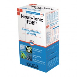 NUTRIGEE NEURO-TONIC FORT 60 COMPRIMES