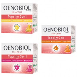 OENOBIOL TOP SLIM 3EN1 14 SACHETS