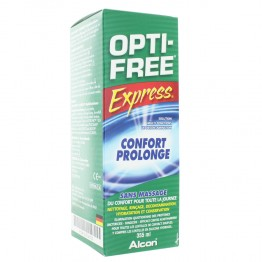 OPTI-FREE EXPRESS SOLUTION MULTI-FONCTIONS CONFORT PROLONGE 355ML