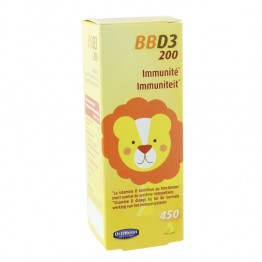 ORTHONAT BB D3 200 20ML