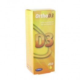 ORTHONAT ORTHO D3 400 20ML