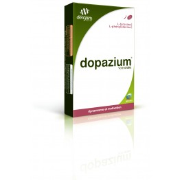 DOPAZIUM DERGAM DYNAMISME ET MOTIVATION 60 GELULES