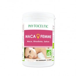 PHYTOCEUTIC MACA FEMME 30 COMPRIMES