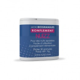 PHYTORESEARCH NUIZZ MICRO BIOGRANULES RONFLEMENT X30