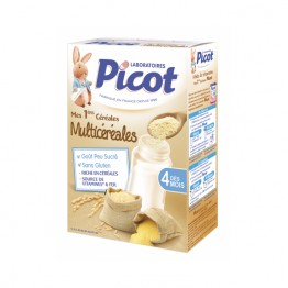 PICOT CEREALES INSTANTANEES MULTICEREALES 200G