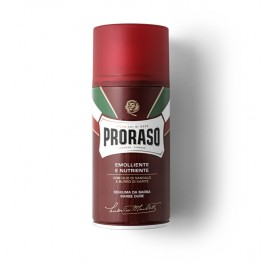 PRORASO MOUSSE A RASER BARBE DURE 300ML