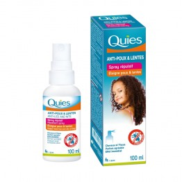 QUIES SPRAY REPULSIF ANTI POUX 100ML