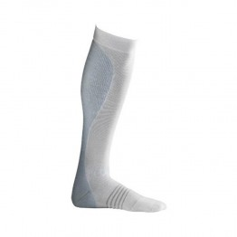 SIGVARIS RECOVERY CHAUSSETTES DE RECUPERATION GREY WHITE