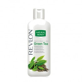 REVLON NATURAL HONEY GEL DOUCHE AU THE VERT 650ML
