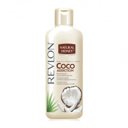 REVLON NATURAL HONEY GEL DOUCHE COCO ADDICTION 650ML