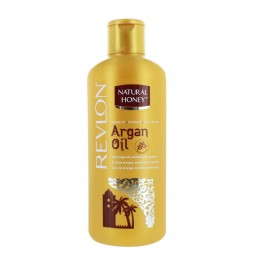 REVLON NATURAL HONEY GEL DOUCHE ELIXIR D'ARGAN 650ML