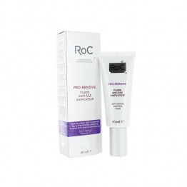 ROC PRO-RENOVE FLUIDE ANTI-AGE UNIFICATRICE 40ML
