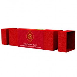 ROGER & GALLET COFFRET CREMES MAINS & ONGLES GINGEMBRE ROUGE 30ML + SUBLIME 30ML