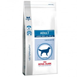 ROYAL CANIN VETERINARY ADULT LARGE DOG 25KG ET PLUS CROQUETTES POULET 14KG