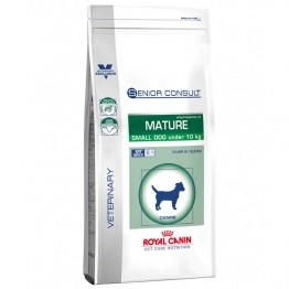 ROYAL CANIN VETERINARY MATURE SENIOR CONSULT SMALL DOG MOINS DE 10KG CROQUETTES VOLAILLE 3.5KG