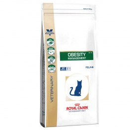 ROYAL CANIN VETERINARY OBESITY MANAGEMENT FELINE DP42 CHAT CROQUETTES VOLAILLE 3.5KG