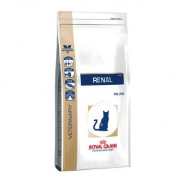 ROYAL CANIN VETERINARY RENAL FELINE RF23 CHAT CROQUETTES 4KG