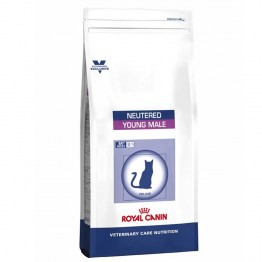 ROYAL CANIN YOUNG MALE NEUTERED CHAT STERILISE CROQUETTES VOLAILLE 10KG