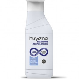 HUYANA SHAMPOOING NEUTRAL PROTECT TOUS TYPES DE CHEVEUX 250ML