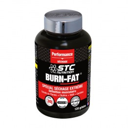 STC NUTRITION BURN FAT 120 GELULES