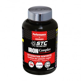 STC NUTRITION IRON FORCE 90 GELULES