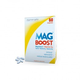 SYNERGIA MAGBOOST 60 COMPRIMES