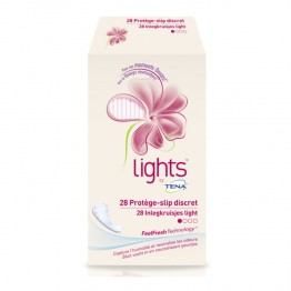 TENA LIGHTS BY TENA PROTEGE SLIP DISCRET PAQUET DE 28