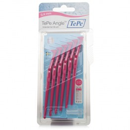 TEPE ANGLE INTERDENTAL BRUSH 0.4MM 6PCS