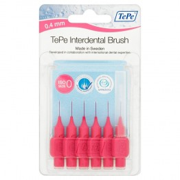 TEPE INTERDENTAL BRUSH 0.4MM