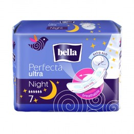 TETRA BELLA PERFECTA ULTRA NIGHT SERVIETTE NUIT X7