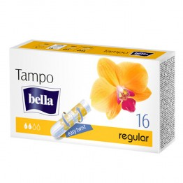 TETRA BELLA TAMPONS REGULAR X16
