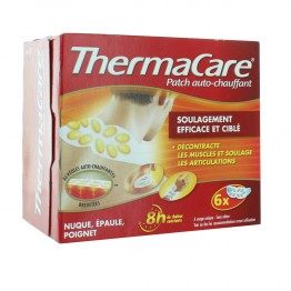 THERMACARE COU ET EPAULES 6 PATCHS