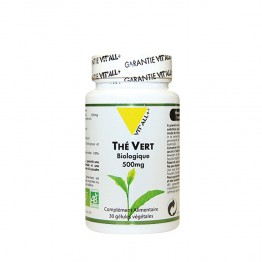 VIT'ALL+ THE VERT BIO 500 MG 30 CAPSULES