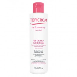 TOPICREM GEL DOUCEUR TOILETTE INTIME 200ML