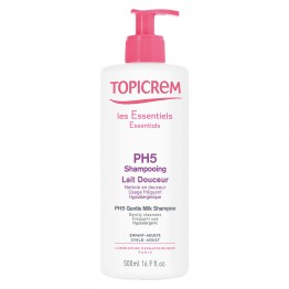 TOPICREM PH5 SHAMPOOING LAIT DOUCEUR 500ML