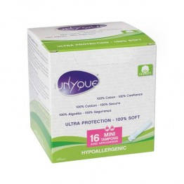 UNYQUE TAMPON APPLICATEUR MINI X16