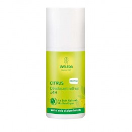 WELEDA DEODORANT AU CITRUS ROLL ON 24H 50ML