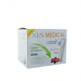 XLS MEDICAL CAPTEUR DE GRAISSES 90STICKS