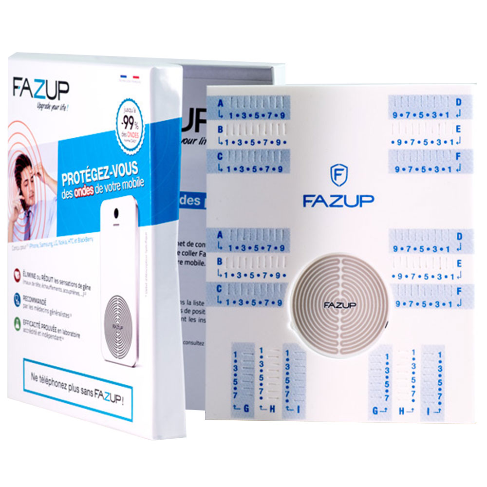 fazup fazup patch anti ondes pr telephone mobile prix