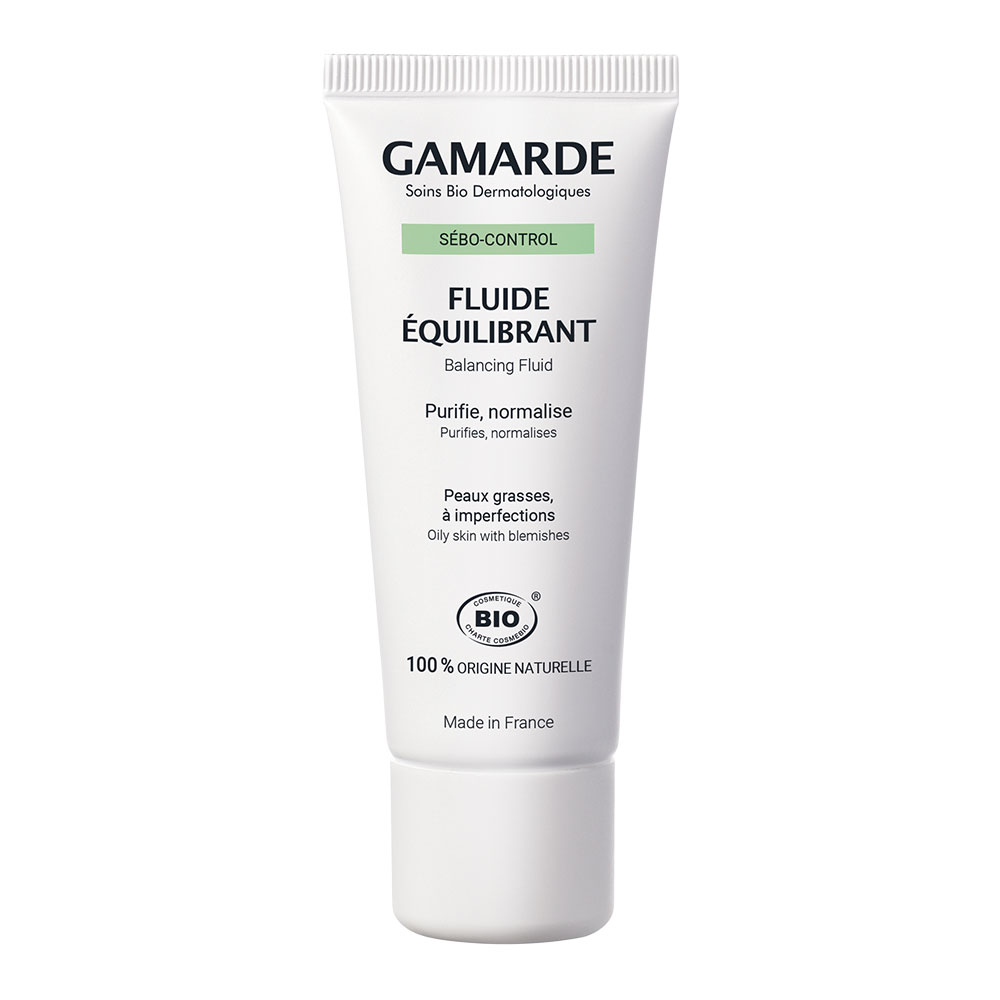 FLUIDE EQUILIBRANT 40G SEBO-CONTROL GAMARDE
