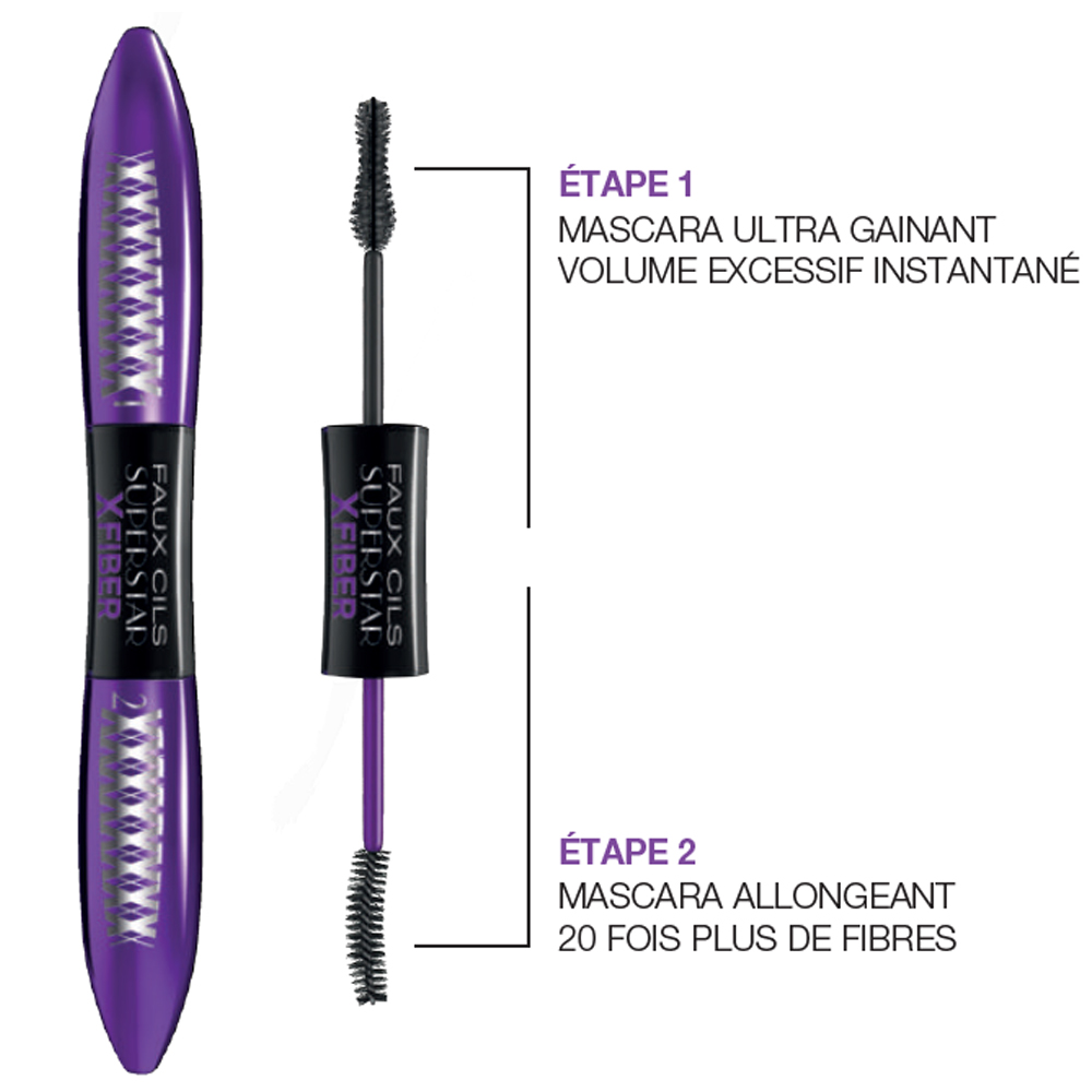 mascara faux cils superstar