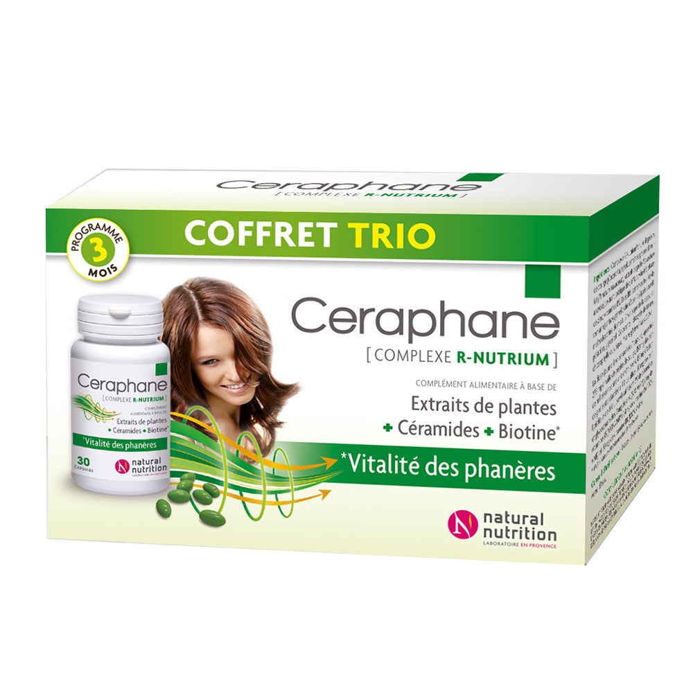 Ceraphane 3x30 Capsules Natural Nutrition
