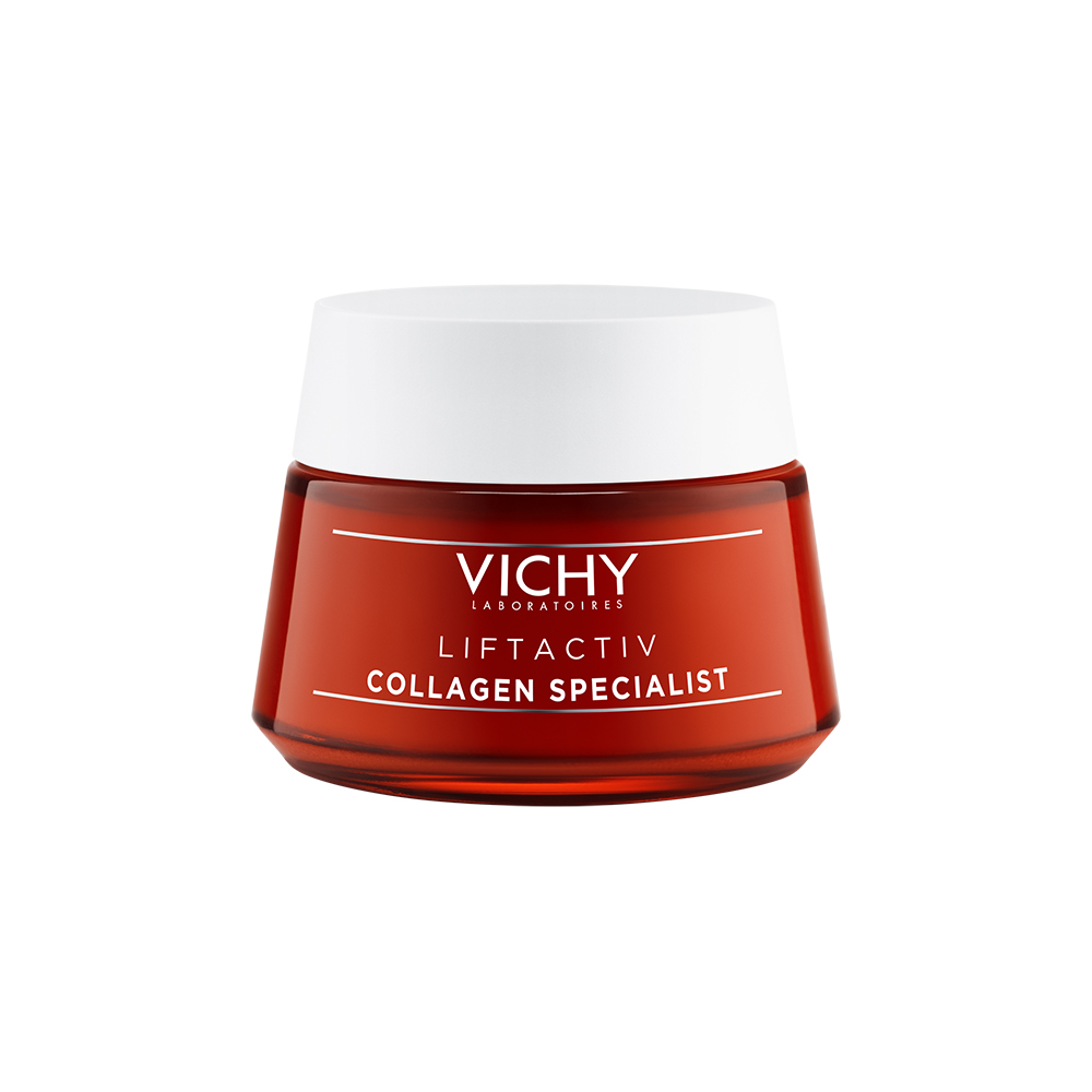 Collagen Specialist Creme Anti Rides Aux Actifs Peptides Anti Age + Vitamine C 50ml Liftactiv Vichy